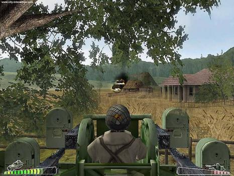Battlestrike - The Road to Berlin on PC screenshot #1