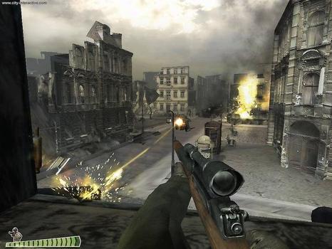 Battlestrike - The Road to Berlin on PC screenshot #2