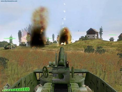 Battlestrike - The Road to Berlin on PC screenshot #3