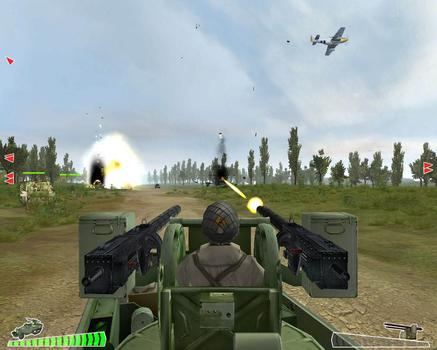 Battlestrike - The Siege on PC screenshot #1