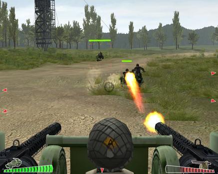 Battlestrike - The Siege on PC screenshot #4
