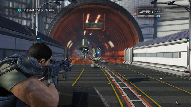Binary Domain on PC screenshot #4