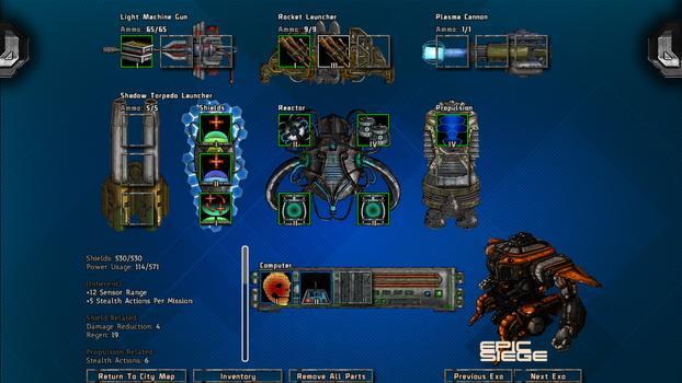 Bionic Dues on PC screenshot #3