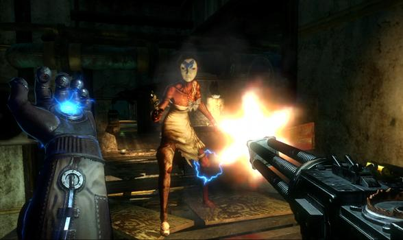 BioShock® 2 on PC screenshot #4