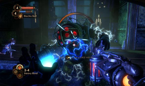 BioShock® 2 on PC screenshot #2