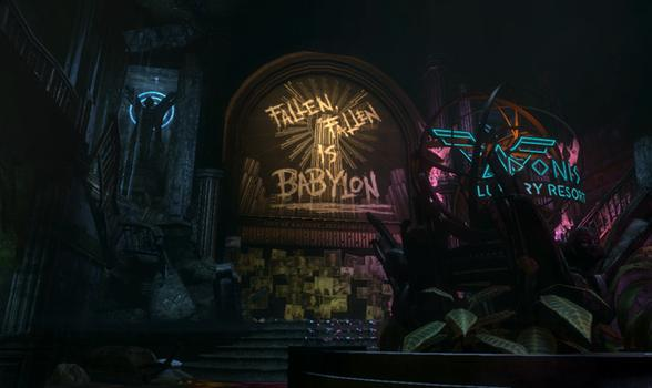 BioShock® 2 on PC screenshot #1