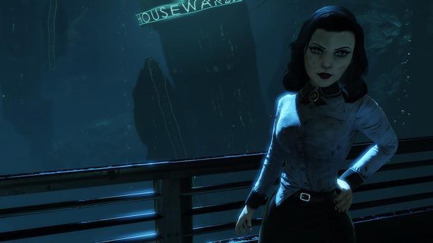 BioShock Infinite: Burial at Sea Episode 1 (MAC) on PC screenshot #2