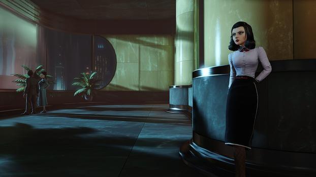 BioShock Infinite: Burial at Sea Episode 1 on PC screenshot #5