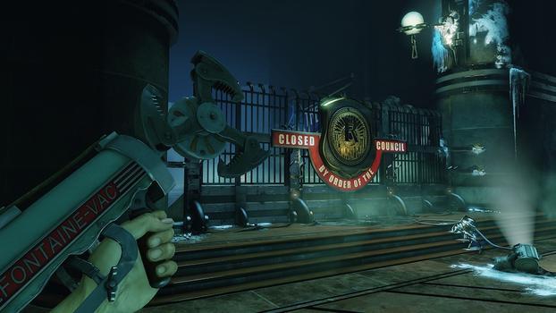 BioShock Infinite: Burial at Sea Episode 1 on PC screenshot #3