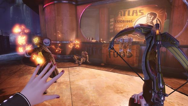 BioShock Infinite: Burial at Sea Episode 2 on PC screenshot #4