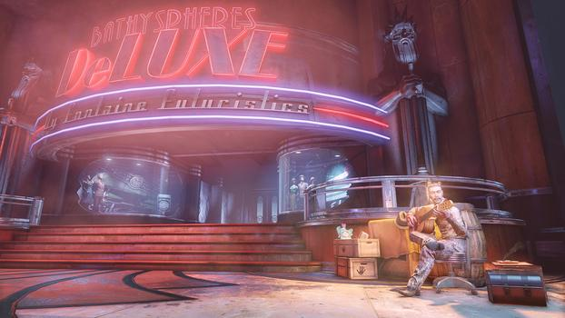 BioShock Infinite: Burial at Sea Episode 2 on PC screenshot #3