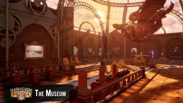 BioShock Infinite: Clash in the Clouds (MAC) on PC screenshot #3
