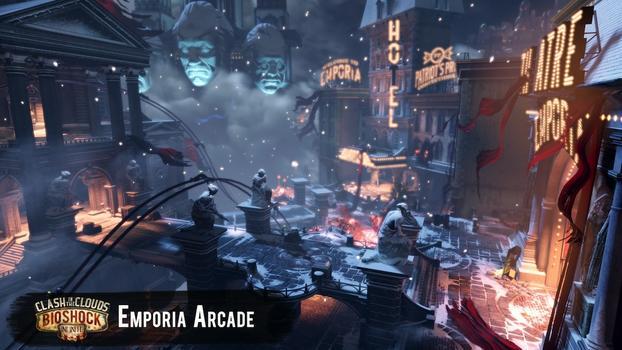BioShock Infinite: Clash in the Clouds (MAC) on PC screenshot #2