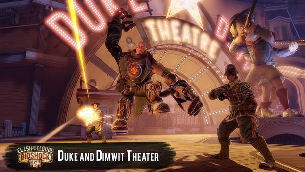 BioShock Infinite: Clash in the Clouds on PC screenshot #1