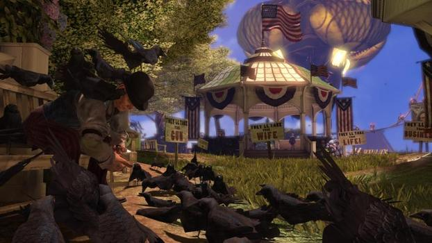 BioShock Infinite (MAC) on PC screenshot #8