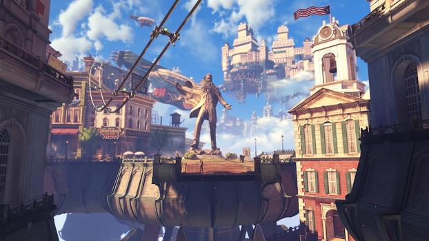 BioShock Infinite (MAC) on PC screenshot #4