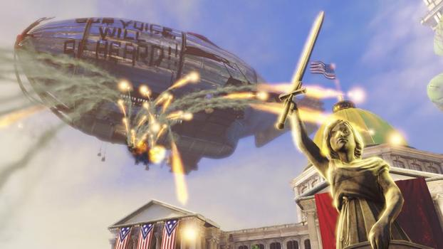 BioShock Infinite (MAC) on PC screenshot #3