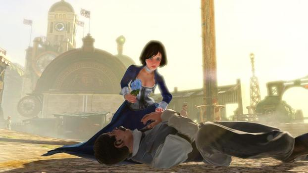 BioShock Infinite (MAC) on PC screenshot #2