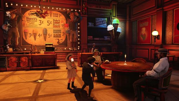 BioShock Infinite (MAC) on PC screenshot #1