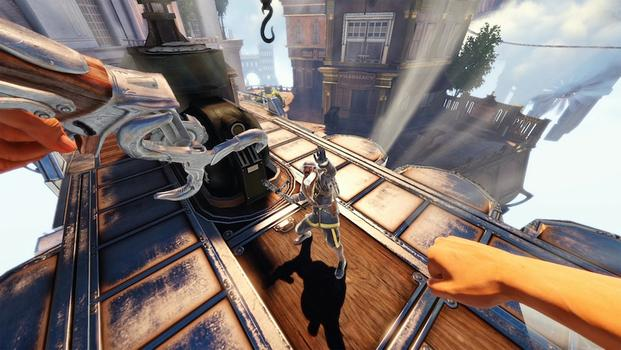 BioShock Infinite (NA) on PC screenshot #3