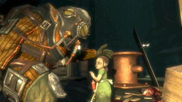 BioShock on PC screenshot #4