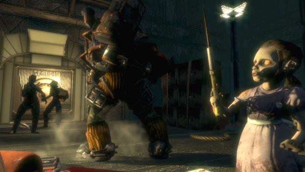 BioShock on PC screenshot #3