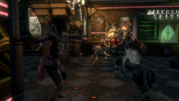 BioShock on PC screenshot #2