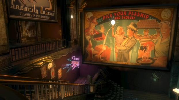 BioShock on PC screenshot #1