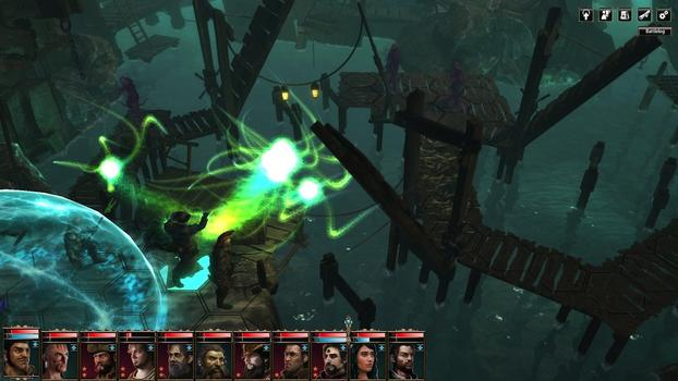 Blackguards - Untold Legends DLC on PC screenshot #3