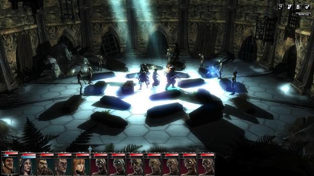 Blackguards on PC screenshot #8