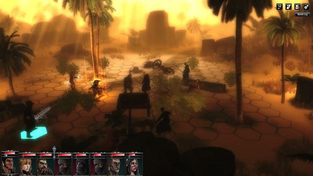 Blackguards on PC screenshot #6