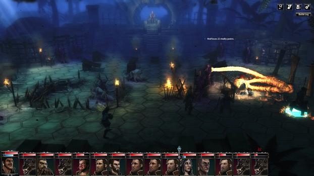 Blackguards on PC screenshot #5