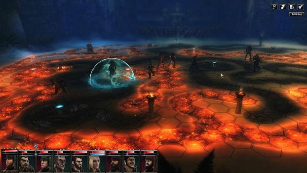 Blackguards on PC screenshot #2