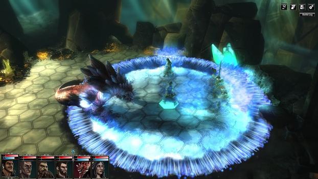 Blackguards on PC screenshot #1