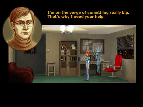 The Blackwell Deception on PC screenshot #4