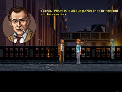 The Blackwell Deception on PC screenshot #2