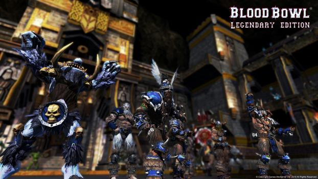 Blood Bowl: Legendary Edition on PC screenshot #1