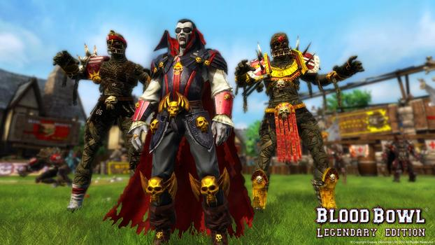 Blood Bowl: Legendary Edition on PC screenshot #2
