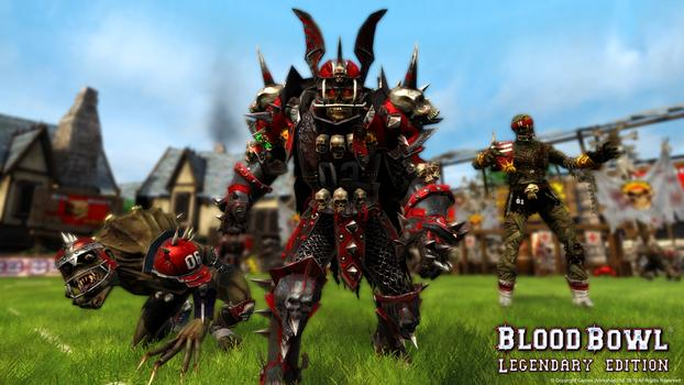 Blood Bowl: Legendary Edition on PC screenshot #3