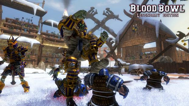 Blood Bowl: Legendary Edition on PC screenshot #5