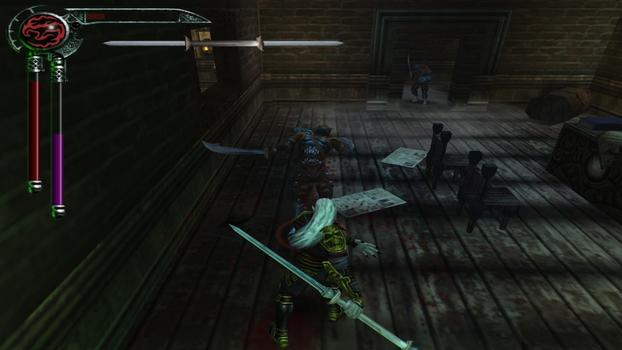 Blood Omen 2: Legacy of Kain on PC screenshot #1