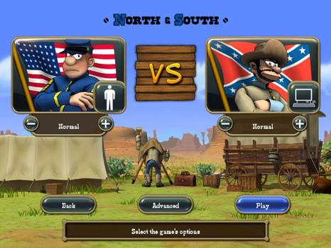 The Bluecoats - North vs South on PC screenshot #4