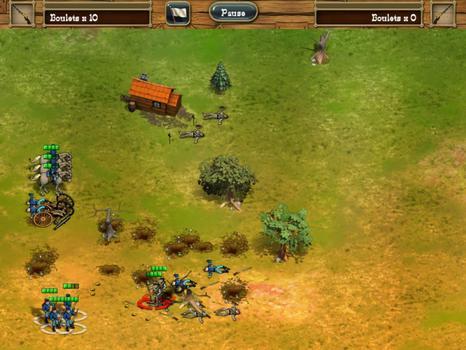 The Bluecoats - North vs South on PC screenshot #2
