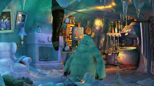 The Book of Unwritten Tales: The Critter Chronicles on PC screenshot #5