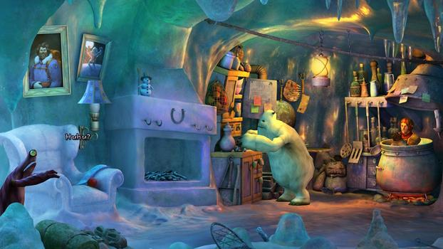 The Book of Unwritten Tales: The Critter Chronicles on PC screenshot #4