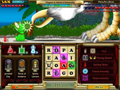 Bookworm Adventures (NA) on PC screenshot #5