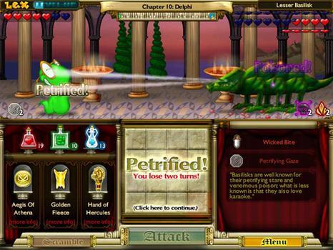 Bookworm Adventures (NA) on PC screenshot #4