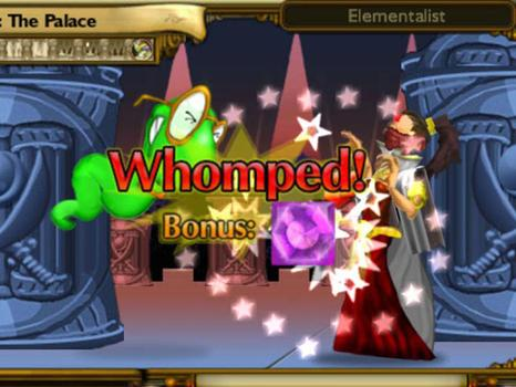 Bookworm Adventures (NA) on PC screenshot #3