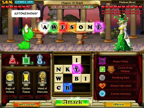Bookworm Adventures (NA) on PC screenshot #1