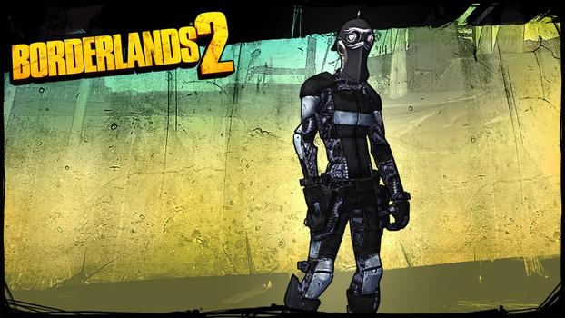 Borderlands 2: Assassin Cl0ckw0rk Pack on PC screenshot #1